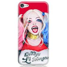 for Apple iPod Touch 5/6/7th Gen. Case Cover Harley Quinn Melong V