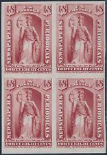 #PR66P3 F-VF NLK/4 48¢ PLATE PROOF ON INDIA PAPER BS3751