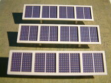 Line side Solar Farm,  Ideal corner filler for your Layout