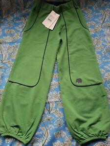 Albababy Juniper Green Hobo Baggy Pants 122