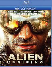 Alien Uprising with Jean-Claude Van Damme   (Blu-ray/DVD,  2-Disc Set)