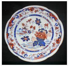2 x Amherst Japan No.824 China Plates 23cms diameter.