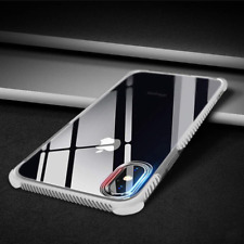 Shockproof Clear Slim Bumper TPU Case Cover For iPhone ALL MODELS