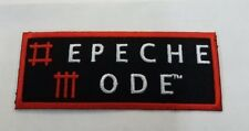 Depeche Mode Patch New Vintage Oop Collectible