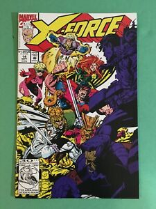 X-Force #14 NM None have been read