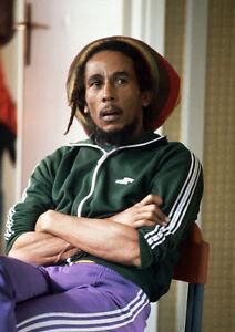 Kunstdruck Poster Bob Marley