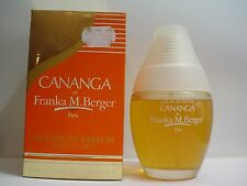 Cananga Franka M. Berger for women Mousse de Parfum 120 mL (4.20 OZ)