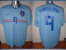Holland Netherlands Van NISTELROOY Shirt Jersey Soccer NIKE Adult M Man Utd Top