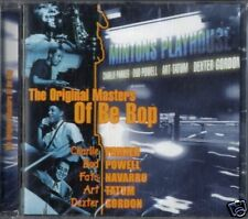 THE ORIGINAL MASTERS OF BE BOP CD Sealed