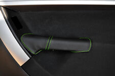 GREEN Stitch accoppiamenti CITROEN C4 GRAND PICASSO 2006-2013 2x posteriore porta maniglia cover