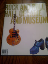 CLEVELAND ROCK AND ROLL HALL OF FAME AND MUSEUM GRAND OPENING BOOK 1995