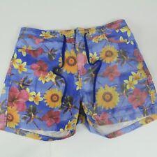 Body Glove Floral Print Polyester Swim Shorts Women's Size L