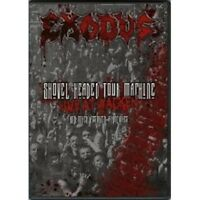 "EXODUS ""SHOVEL HEADED TOUR...LIVE AT WACKEN"" 2 DVD NEW+"
