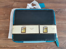 """Visconti Real Leather 10"""" Tablet Sleeve Case"""