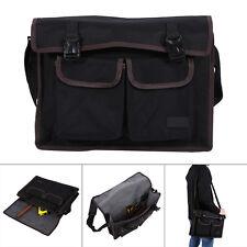 Plumbers Builder Oxford Tool Box Bag Hardware Heavy Duty Shoulder Strap Backpack