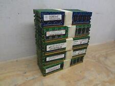 LOT OF 100GB ( 100 X 1GB ) NON ECC DESKTOP MEMORY RAM DDR2 PC2-5300U PC2-6400U