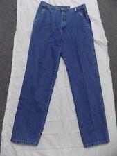 Vtg Rockies Western Blue Jeans Tex Rivet High Waist Slim Long Rise 5/6 23x33