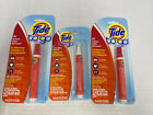 3 Tide To Go Instant Stain Remover Pens (0.33 FL OZ) Free Shipping Stick