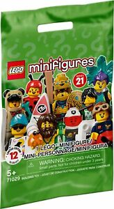 LEGO 71029 Collectable Minifigures Series 21 Pick Your Own Complete Sets