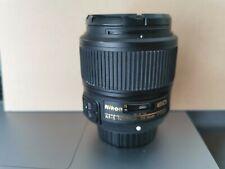 Nikon AF-S NIKKOR 35mm f/1.8G ED Lens - Black
