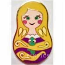 Nesting Dolls mini mystery pin Rapunzel- only From Set Disney Pin 101910