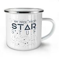 Stars Astronomy Quote NEW Enamel Tea Mug 10 oz | Wellcoda