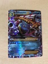 Mega M Blastoise Ex Shining Legends ENG Full Art FA Super Rare NM OriCa