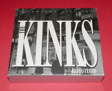 KINKS -- Remastered -- 3 CD-Box/ROCK