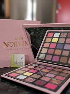 ANASTASIA Beverly Hills ABH Norvina Collection Pro Pigment Palette Vol. 4 BNIB