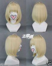 Ao No Blue Exorcist Shiemi Moriyama Anime Cosplay Costume Wig S709