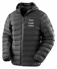 Personalised Embroiderd Jacket Padded jacket with logo workwear jacket