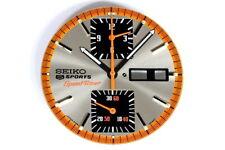 Dial & hands set for Seiko 6138-0030/31 kakume speed-timer chronograph