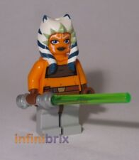 Lego Ahsoka Tano Minifigure sets 7675 7680 7751 8037 8098 Star Wars NEW sw192