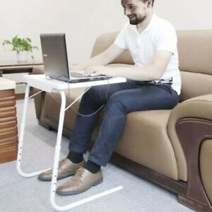 Portable Collapsible TV Tray Laptop Table
