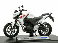 Welly 1:18 Honda CB500F Motorcycle Bike Model Toy New In Box