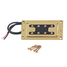 4 String Bass Guitar Humbucker Double Coil Pickup for Les Paul Guitar Lovers