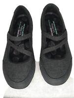 Tenes Women s Skechers Black Skechers Suede Size 9 Shoes