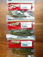 Lot of 30 ct Zoom Rootbeer Pepper Green Grubs