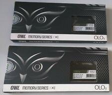 OLOy 32GB 2x16GB 288-Pin DDR4 3200 PC4 25600 Desktop Memory MD4U163216CJSA 2pack