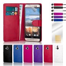 Fundas con tapa Para HTC One M8 para teléfonos móviles y PDAs HTC