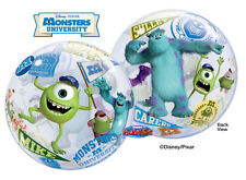 "Disney Monster University 22"" Qualatex BUBBLE Balloons Birthday Party Supplies"