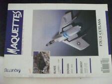 **ji revue Maquettes n°3 F7U3 Cutlass / M2IFV Bradley / Sherman M4 A3 E2