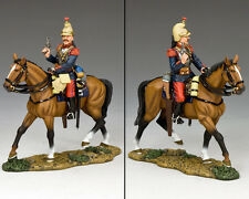 KING AND COUNTRY WW1 French Cuirassier with Pistol FW223