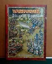 Warhammer The Island of Blood Rules Supplement Book