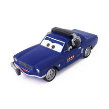Disney Pixar Cars Brent Mustangburger With Headset Diecast Toy Boys Gift