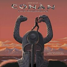 SOUNDTRACK: Conan The Barbarian LP Vinyl NEW!