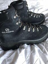 Scarpa Manta M4 Tech 4 Season Boots old style UK 10 EU 44 climbing moutain NEW