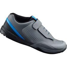 Shimano AM9 (AM901) SPD MTB shoes, grey / blue, size 43