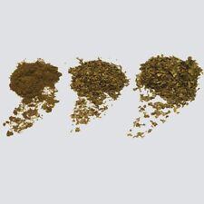 "JTT Scenery Chopped Dried Leaves-Fine, Medium, Coarse 9 cubic"" bags 3/pk 95089"