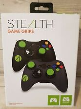 Protective Skin Case Grips Xbox 360 controller + analogue stick covers X2